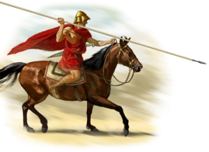 HNRS 2110 greek-cavalry