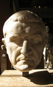 Bust of Marcus Licinius Crassus. Retrieved from http://en.wikipedia.org/wiki/File:Marcus_Licinius_Crassus_Louvre.jpg