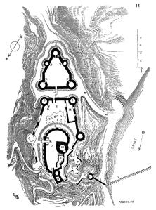Plan.Chateau.Gaillard