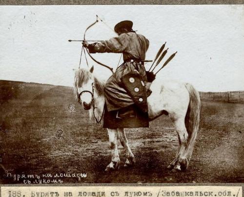 manchurian-cavalryman